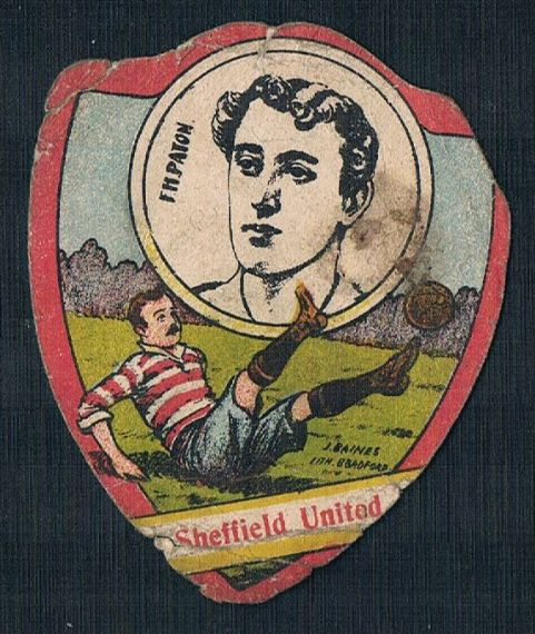 1905 Thomas Paton Sheffield United